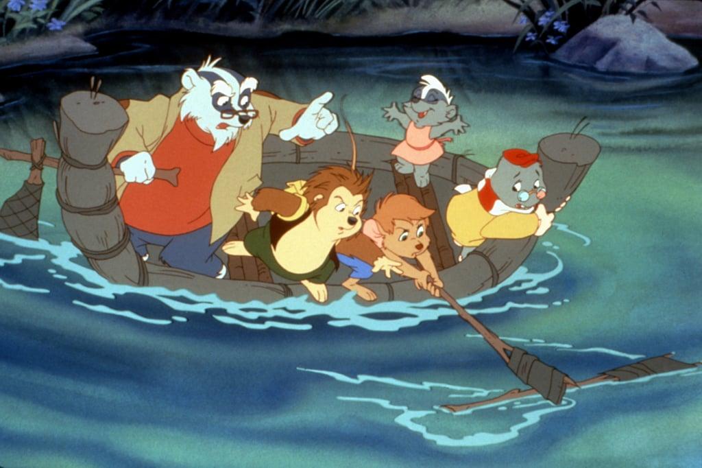 Мультфильм «Однажды в лесу» (1993): 1024x682