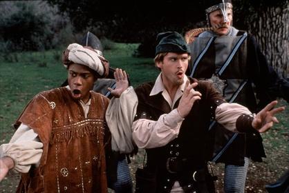 «Робін Гуд: Чоловіки в трико» — кадри