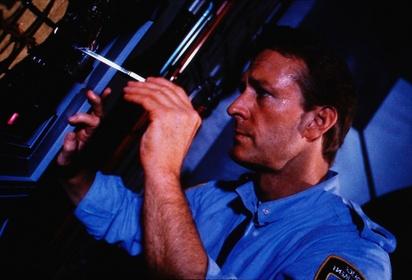«Космічна поліцейська дільниця» — кадри