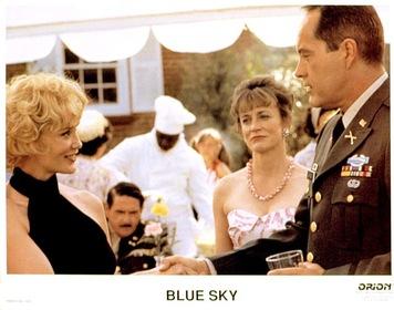 «Голубое небо» — кадры