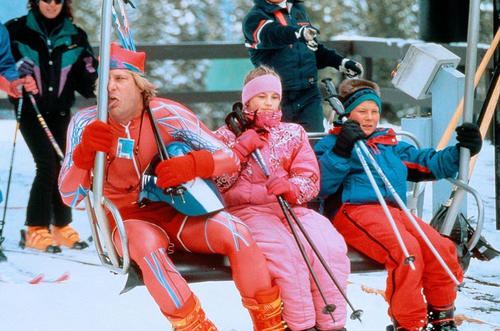 Фильм «Тупой и еще тупее» (1994): Лорен Холли 1024x678