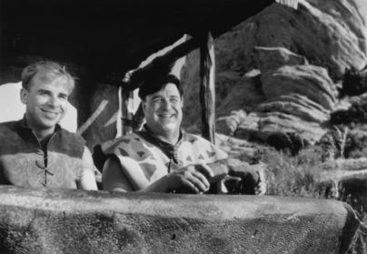«Флинтстоуны» — кадры