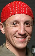 Сергей Дьячков — Джек Воробей