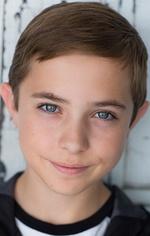 Морган Джингерич — Doug - Age 12